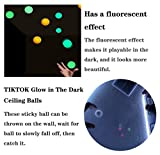 4 Pcs Luminescent Stress Relief Balls Sticky