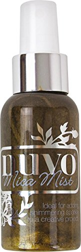 Nuvo Mica Mist -antique Gold