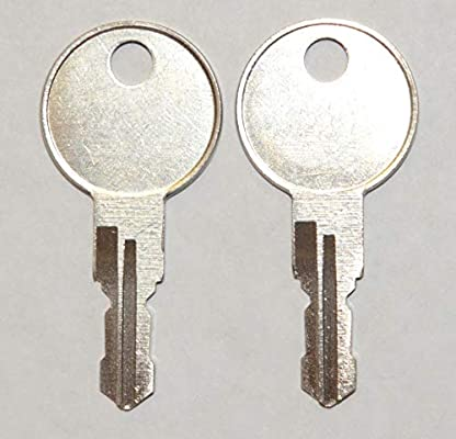 A16 A17 A18 Pair Of 2 Husky Keys New Keys For Husky Tool Box Home Depot Toolbox Replacement Key Pre Cut To Code By Keys22 A16 Amazon Sg Home Improvement