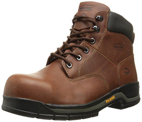 Wolverine Men's W04904 Harrison-M, Brown, 12 4E US