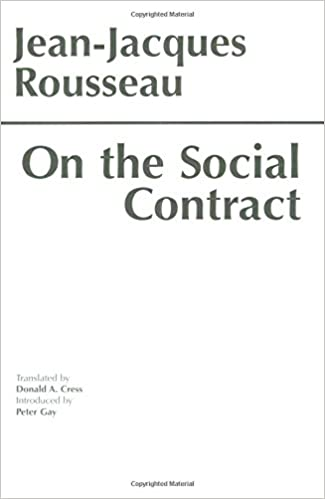 On The Social Contract Hackett Classics Jean Jacques