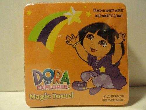 Dora the Explorer Magic Towel - Dora The Towels Explorer