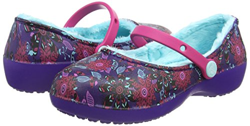 Pictures of Crocs Karin Graphic Lined Clog Mary Jane ( 4