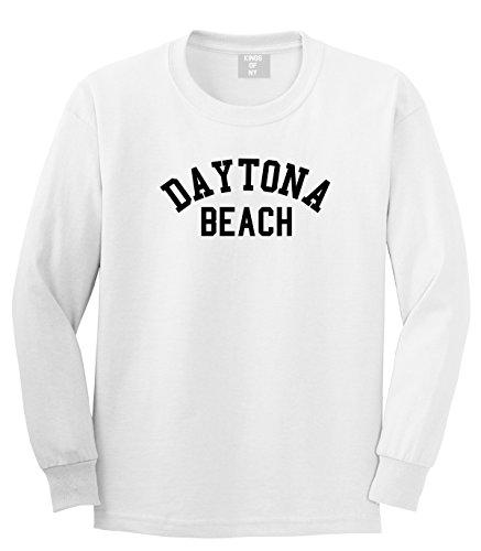 (Daytona Beach Florida Long Sleeve T-Shirt X-Large)