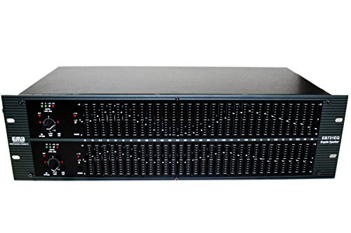 (EMB Professional Sound System EB731EQ Graphic Equalizer/Limiter)