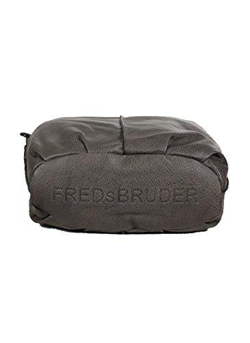FREDsBRUDER Brush B Shopzilla Beutel Dark Grey