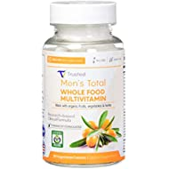 Trusted Organics Wholefood Multivitamins, for Men, 0.4