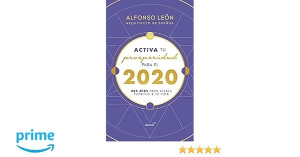 Activa tu prosperidad para el 2020 Agenda / Activate Your ...