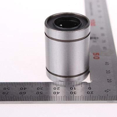 4Pcs LM16UU16mm Motion Linear Ball Bear Bearing Bush Bushing For 3D Printer CNC