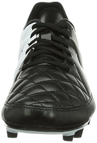Nike Tiempo Rio II FG - Zapatillas de fútbol para hombre Black/White