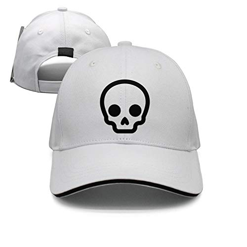 Icon Skull Hat - Lskjohjds Mens/Women's Skull Icon New Hat