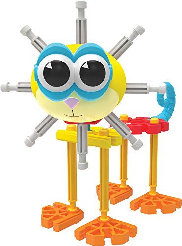 KID K'NEX – Oodles of Pals Building Set – 116 Pieces – Ages 3 and Up Preschool Educational Toy (Amazon Exclusive)