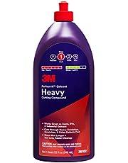 3M Automotive Repair Perfect-It 36102 White Gelcoat Heavy Cutting Compound (Quart 946 mL), 32. fl.oz, 1 Pack