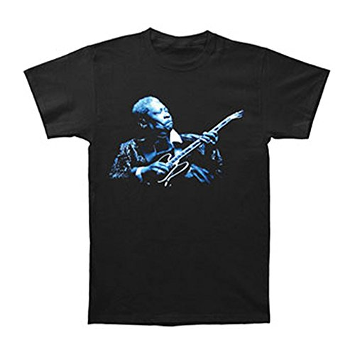 B.B. King Men's Stage Worldwide 05 Tour T-shirt X-Large - 05 Tour T-shirt