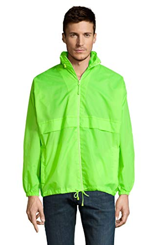 Fluo Antivento Verde Surf Lime Di Sol xHwfqZX