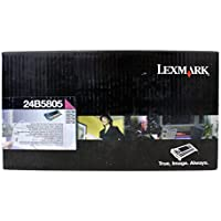 Lexmark Toner Magenta Pages: 10.000, 24B5805 (Pages: 10.000 Standard capacity)