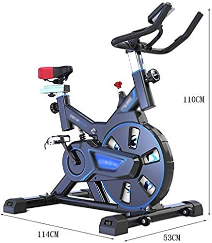 Upright Exercise BikeAerobic Exercise Bike, Indoor Pedal Bicycle Spinning Bike Mute Movement Weight Loss Equipment Indoor Fitness Equipment: Amazon.es: Deportes y aire libre
