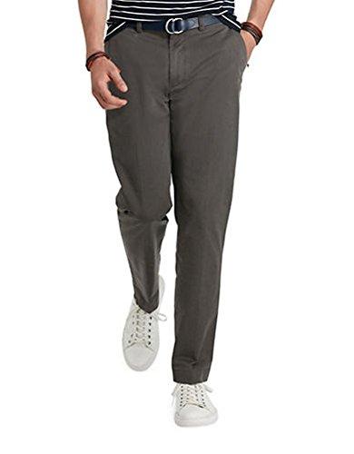 Vintage Twill Flat Front Pants - 9