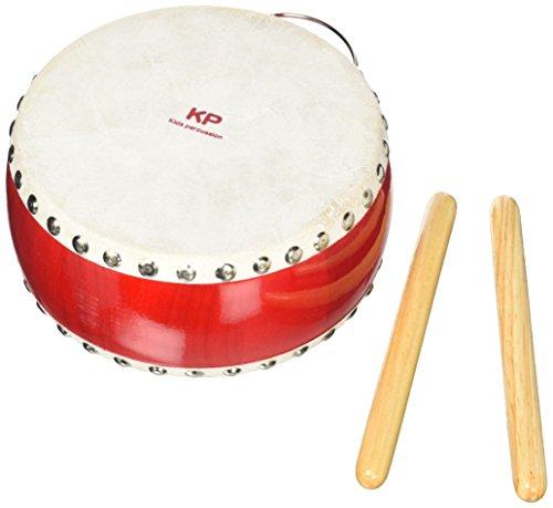 Wadaiko Japanese Drum Red -