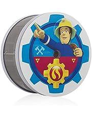 Smartwares rookmelder brandweerman Sam voor de kinderkamer Sam 1 Stuk wit