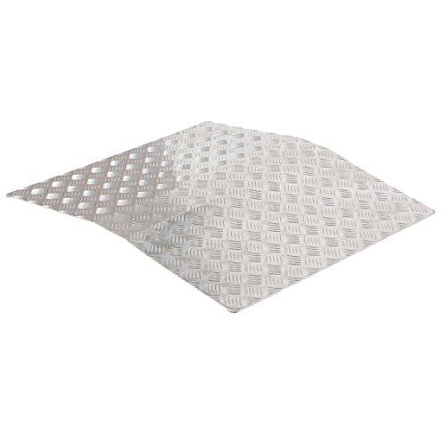Drive Aluminium Portable Threshold Bridging Ramp, 80 cm