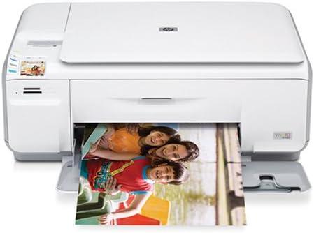 HP Photosmart C4480 - Impresora multifunción (Inyección de tinta ...