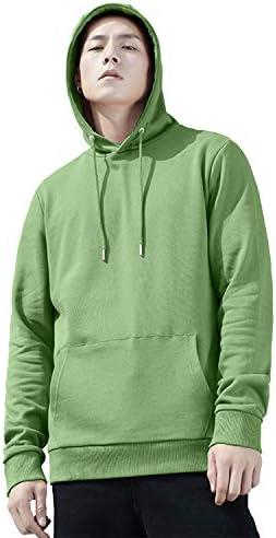 (エイエムエッチ)AMH プルオーバー パーカー メンズ スウェット 長袖 11.3oz 無地 厚手 100%綿 裏パイル ユニセックス