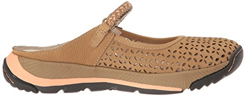 Jambu Vrouwen Bailey Maryjane Mary Jane Flat Taupe