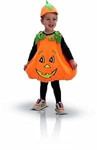 Rubie's - Disfraz de calabaza para niños (de 3/4 años)