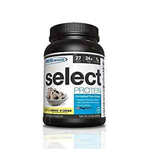 PEScience - Select Protein - Whey & Casein Protein Powder Supplement Blend - 27 Servings ( Cookies N' Cream )