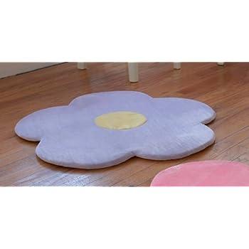 girls room area rug. Purple Flower Area Rug For Kids Girls Room, Rugs, Room \u0026 Baby I