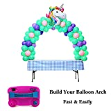 Party Zealot Electric Balloon Inflator with 100