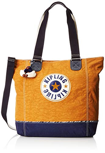 Kipling Shopper C, Women's Tote, Brown (Active Tan - Shopper Tan