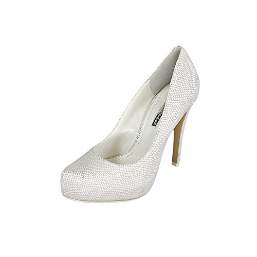 BCBGeneration Women's Parade,White Sandalwood,US 8 M (Sandalwood Height)