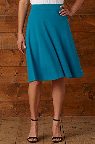 Fair Indigo Fair Trade Organic Full Skirt