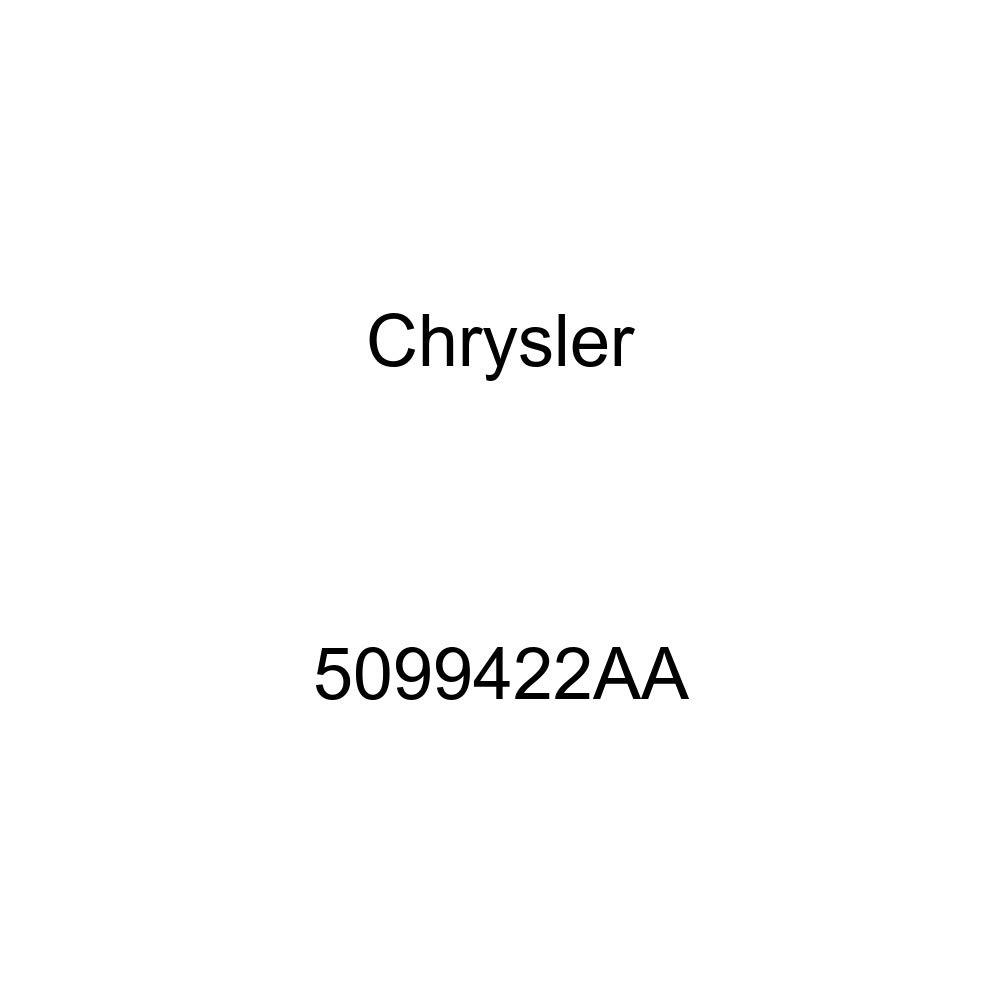Genuine Chrysler 5099422AA Torsion Bar Bracket