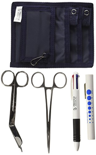 Prestige Medical Belt Loop Organizer DX Kit, Navy, 4.4 Ounce