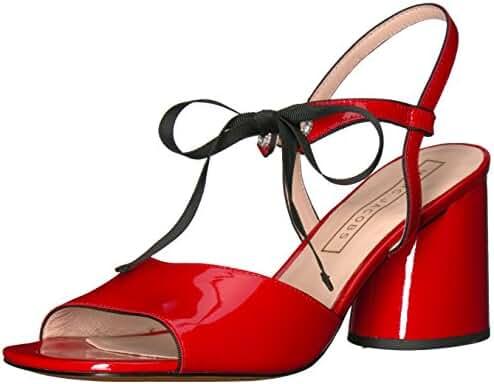 Marc Jacobs Women's Wilde Mary Jane Heeled Sandal