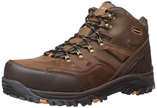 Skechers Men's RELMENT-TRAVEN Waterproof Hiker Hiking Boot, CDB, 10.5 Extra Wide US
