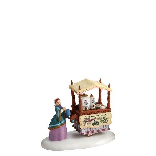 Department 56 Dickens Village - Chelsea Market Tea Monger Figurine