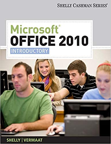 Image for Microsoft Office 2010: Introductory (Available Titles Skills Assessment Manager (SAM) - Office 2010)