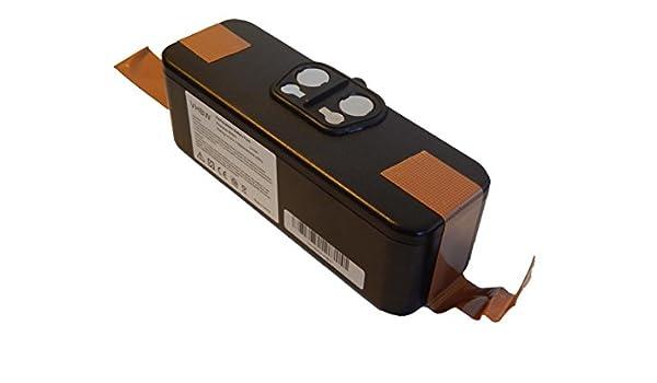 vhbw Batería Li-Ion 3000mAh (14.4V) para aspirador, robot aspirador iRobot Roomba 866, 886, 900, 980 reemplaza 11702, GD-Roomba-500.: Amazon.es: Hogar