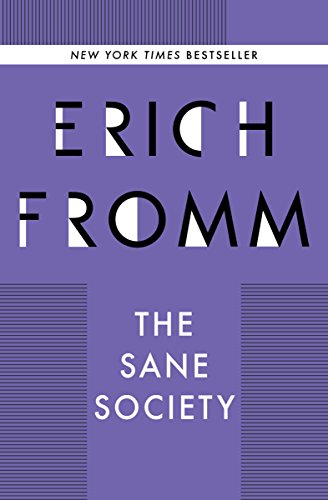 The Sane Society cover