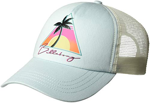 Billabong Women's Aloha Forever Trucker Hat Poolside One Size ()