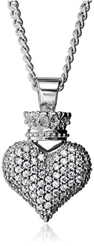 King Baby Large 3D Pave Cubic