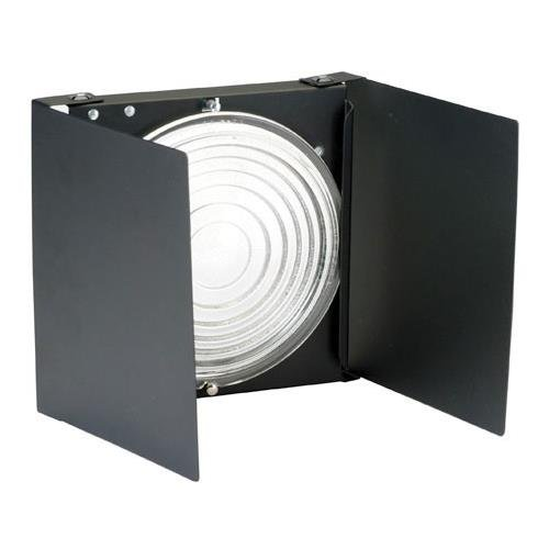 Photogenic Barndoor with Fresnel Lens for the 6'' PM10-6 Light Unit (8050B6) by Photogenic
