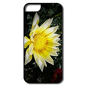 PTCY IPhone 5/5s Customize Fashion Yellow Flower