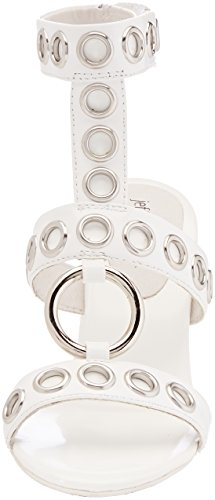 001 Jeffrey Bianka Leather Ouvert White Box Escarpins 1 Bout Campbell Femme Blanc SSwO6xPq