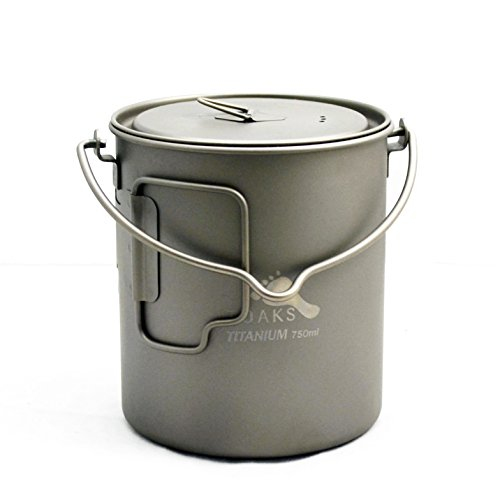 Titanium Backpacking Cookware - 6