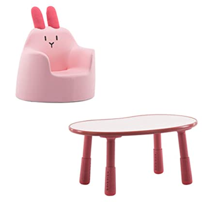 Superb Amazon Com Table Chair Sets Childrens Study Tables And Inzonedesignstudio Interior Chair Design Inzonedesignstudiocom